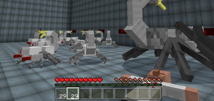КАРТА Mechanic Apocalypse 3 [Adventure] | MINECRAFT POCKET EDITION 1.1.4