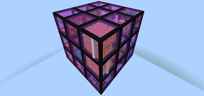 КАРТА The Cube Escape [Minigame] (1.2 Only) | MINECRAFT POCKET EDITION 1.2